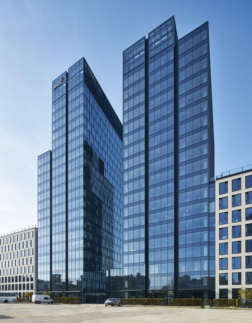 Budynki Varso 1 i 2 w Warszawie