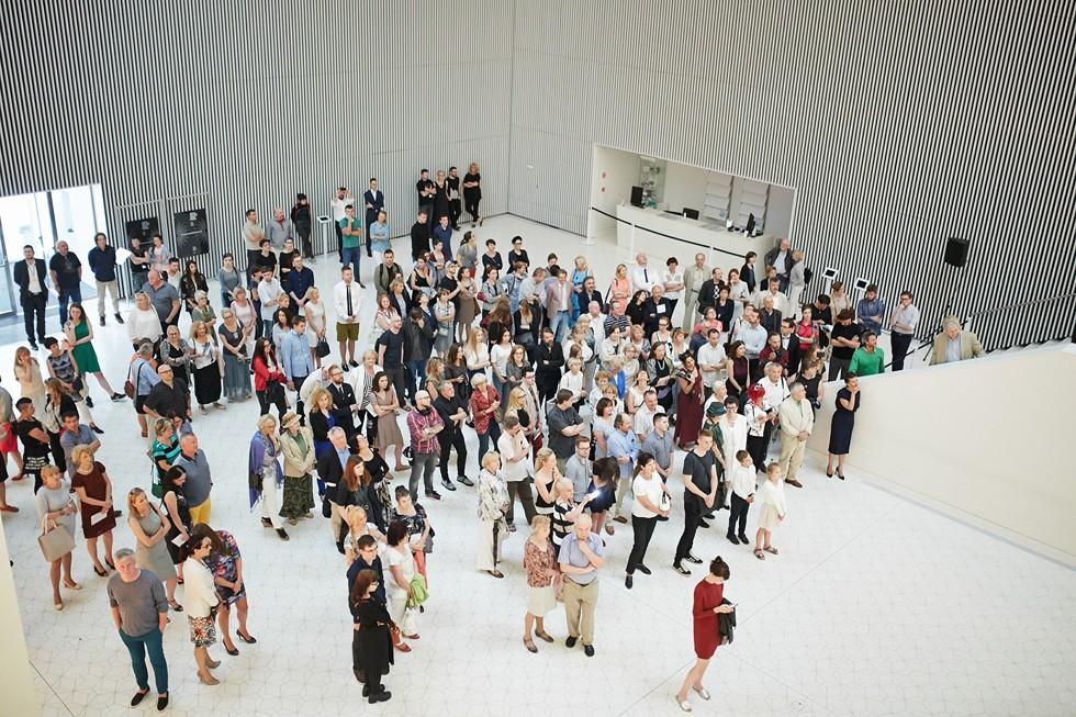 Krakowska odsłona wystawy Architektura muzyką przestrzeni. Pięć niezwykłych sal koncertowych Europy