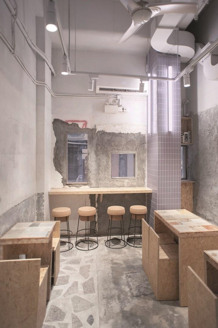 Kawiarnia Sausalito / Hongkong