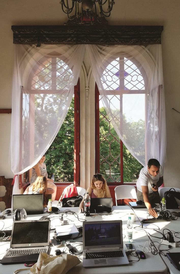 Spolia – co siedzi w głowie studentom z KNHA ArcHist