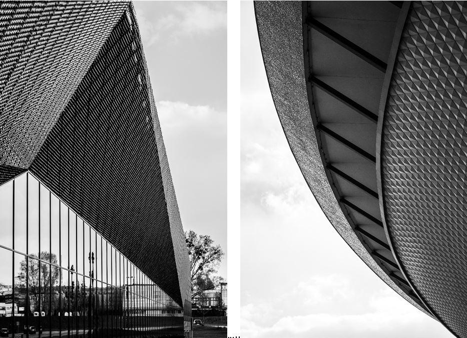 Rytmy i światła w obiektywie - o fotografii architektury