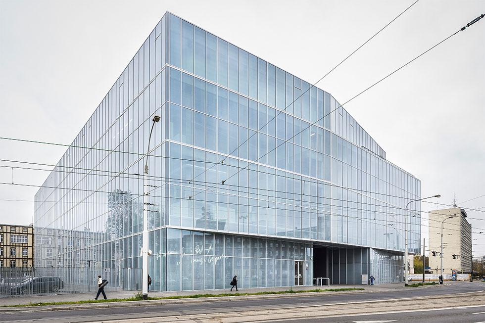 Nowy budynek ASP we Wrocławiu: konkurs SARP