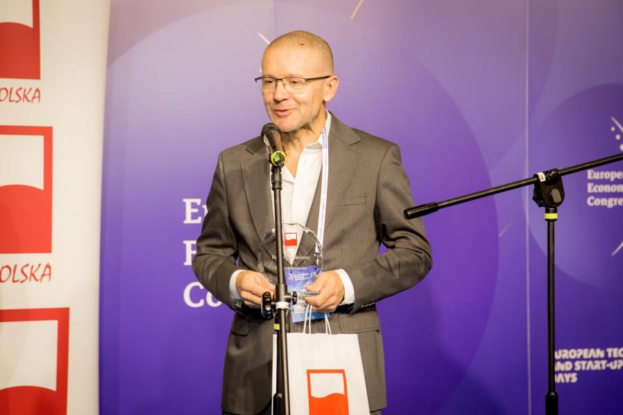 Teraz Architektura: Robert Konieczny z tytułem Promotora Polski