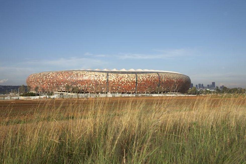 Stadion piłkarski w Johannesburgu - The Melting Pot