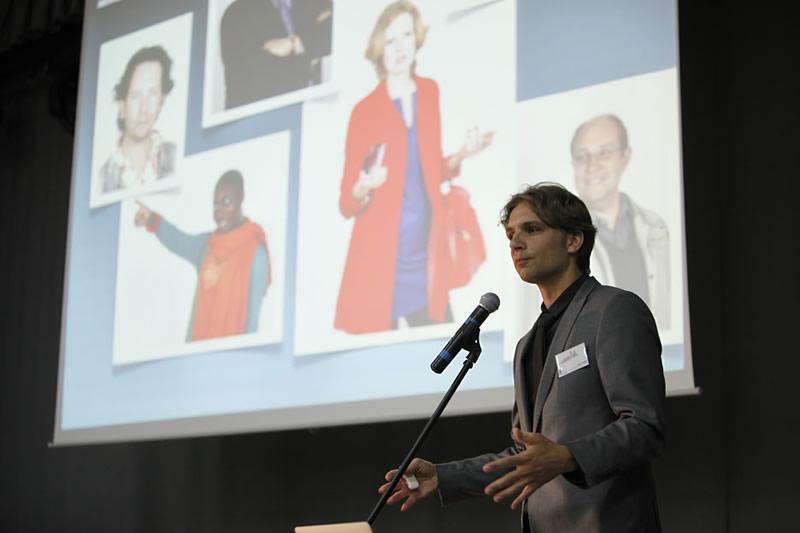 Ferry Piekart, kurator w NAi, Netherlands Architecture Institute