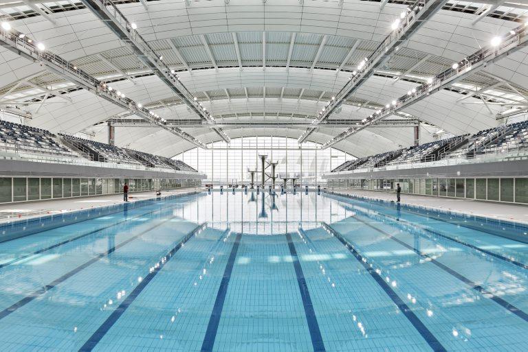Centrum sportowe w Szanghaju