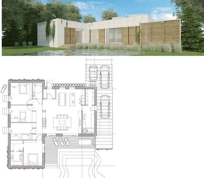 Ekologiczny dom dostępny