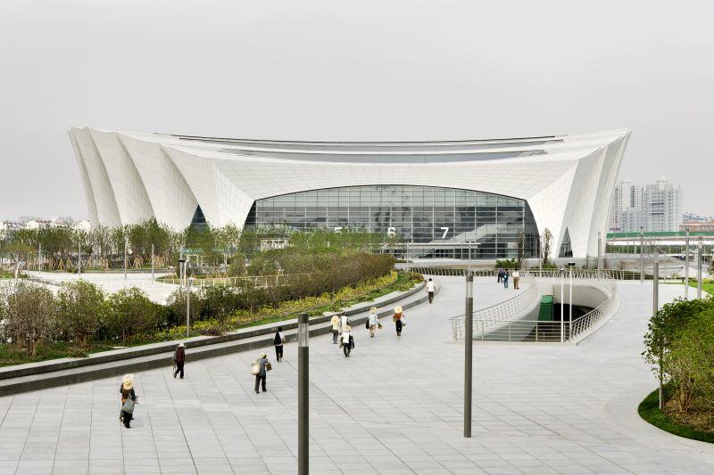 Orientalne Centrum Sprotu w Szanghaju