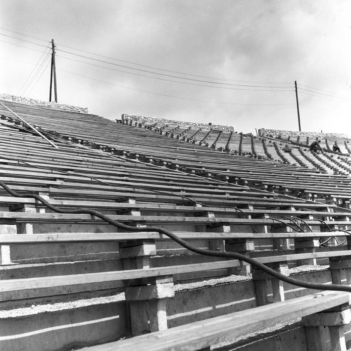 Stadion 1955 - Zbigniew Dłubak