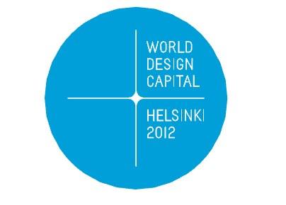 Logo - Helsinki, Światowa Stolica Dizajnu 2012