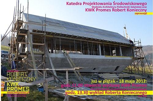 KWK Promes - wystawa na Politechnice Gdańskiej 2012