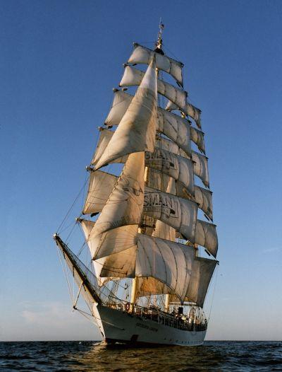 Fryderyk Chopin - statek szkoleniowy
