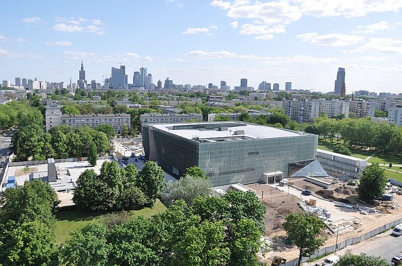 Siedziba Muzeum Historii Żydów Polskich