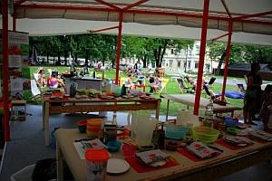 Zielony Jazdów - pierwszy weekend sierpnia
