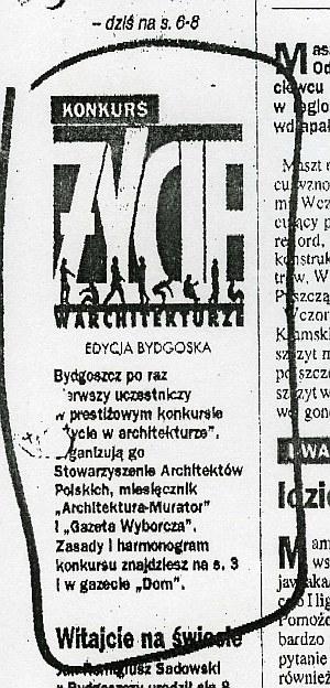 ŻYCIE W ARCHITEKTURZE. Bydgoszcz