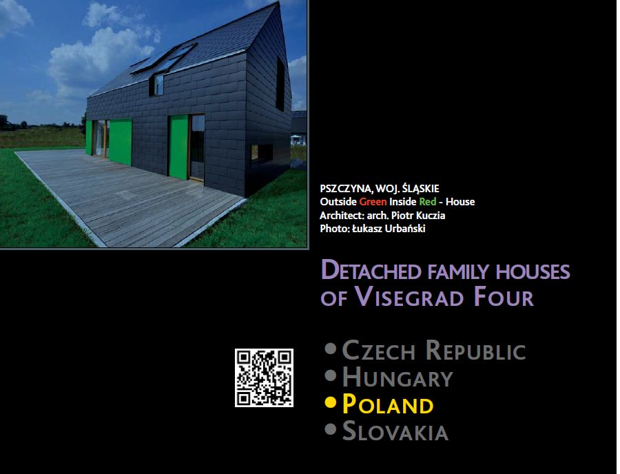 Najciekawsze domy jednorodzinne na wystawie w Krakowie