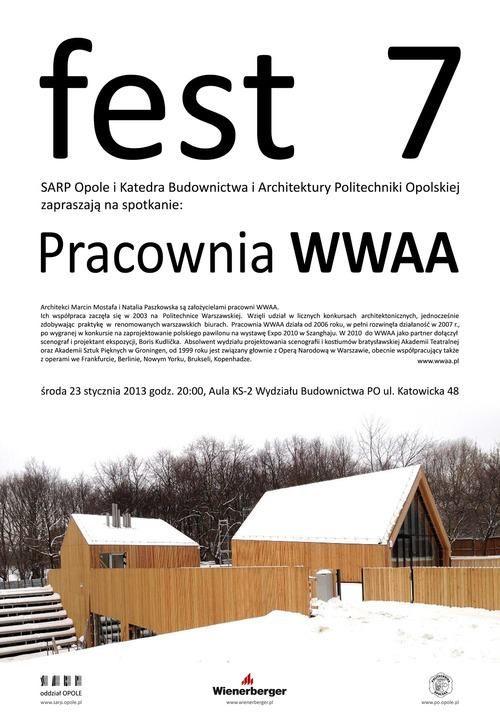 Fest 7. WWAA w Opolu