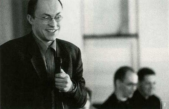 Młodzi do Łodzi 2003: Grzegorz Stiasny