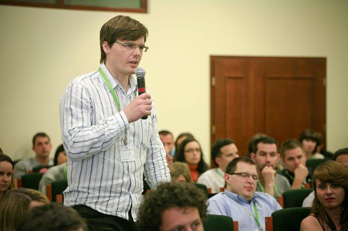 Młodzi do Łodzi 2008: Jaromir Boruta