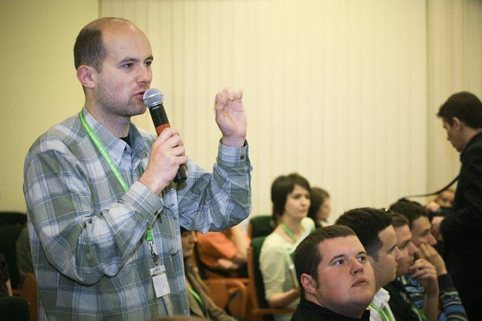 Młodzi do Łodzi 2008: Hubert Trammer