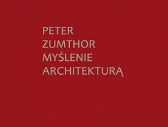Roman Rutkowski o książce Myślenie Architekturą