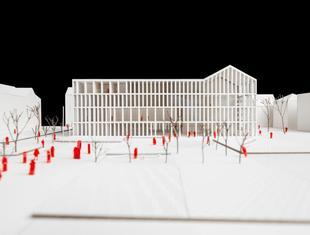 Wyniki konkursu architektonicznego na projekt rozbudowy budynku urzędu miasta w Kołobrzegu