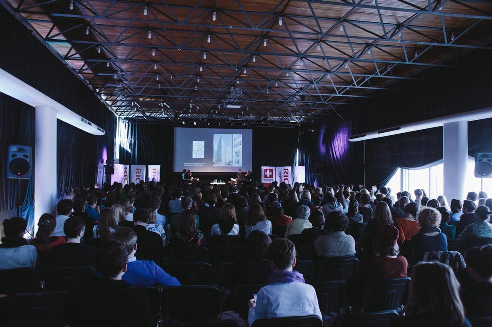 W zorganizowanych przez warszawski oddział SARP, Ambasadę Szwajcarii i magazyn Hochparterre trzydniowych warsztatach udział wzięło przeszło 1000 uczestników