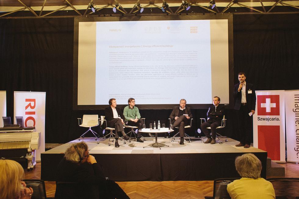 SARP, 13 kwietnia 2013: Panel IV - efektywność energetyczna