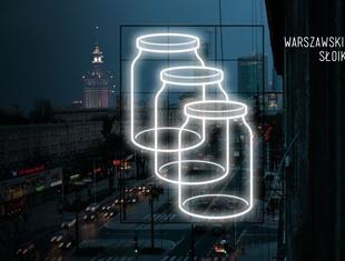 Konkurs na projekt neonu dla Warszawy: finaliści