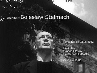 Bolesław Stelmach. Wykład na Politechnice Gdańskiej