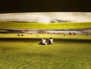 Nowy Camelot? Studenci Politechniki Gdańskiej na 1. miejscu w międzynarodowym konkursie architektonicznym