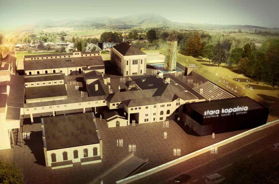 W 2014 roku zakończyć ma się rewitalizacja kopalni Julia w Wałbrzychu. W dawnych zabudowaniach przemysłowych powstać ma innowacyjne centrum kultury i przemysłów kreatywnych