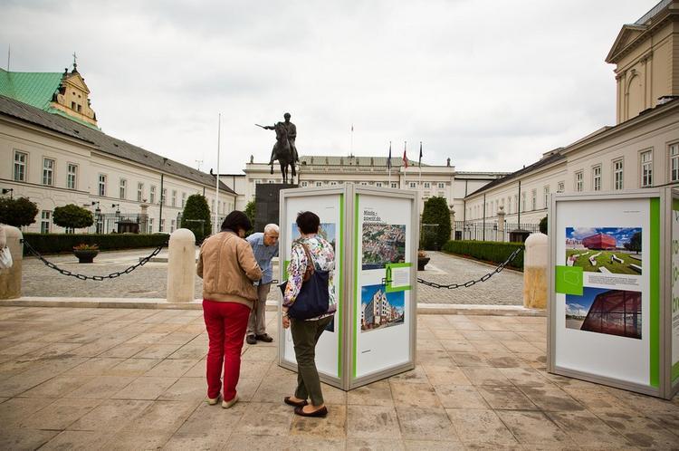 Krajobraz to dobro publiczne. Wystawa prezentowana będzie do końca lipca 2013 roku