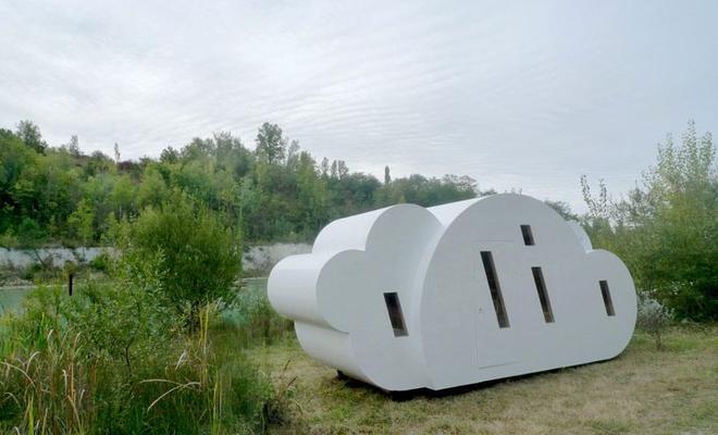 Architektura po godzinach: nocleg w Paryżu za darmo?