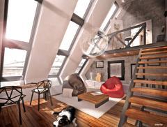Loft przyszłości – międzynarodowy konkurs architektoniczny. Trzy główne nagrody dla polskich architektów