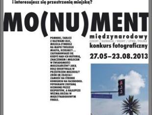 MO(NU)MENT: architektura, przestrzeń publiczna i pomniki; miejskie symbole