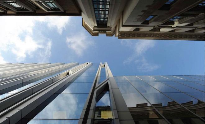 OMA: New Court – nowa centrala Banku Rotschildów