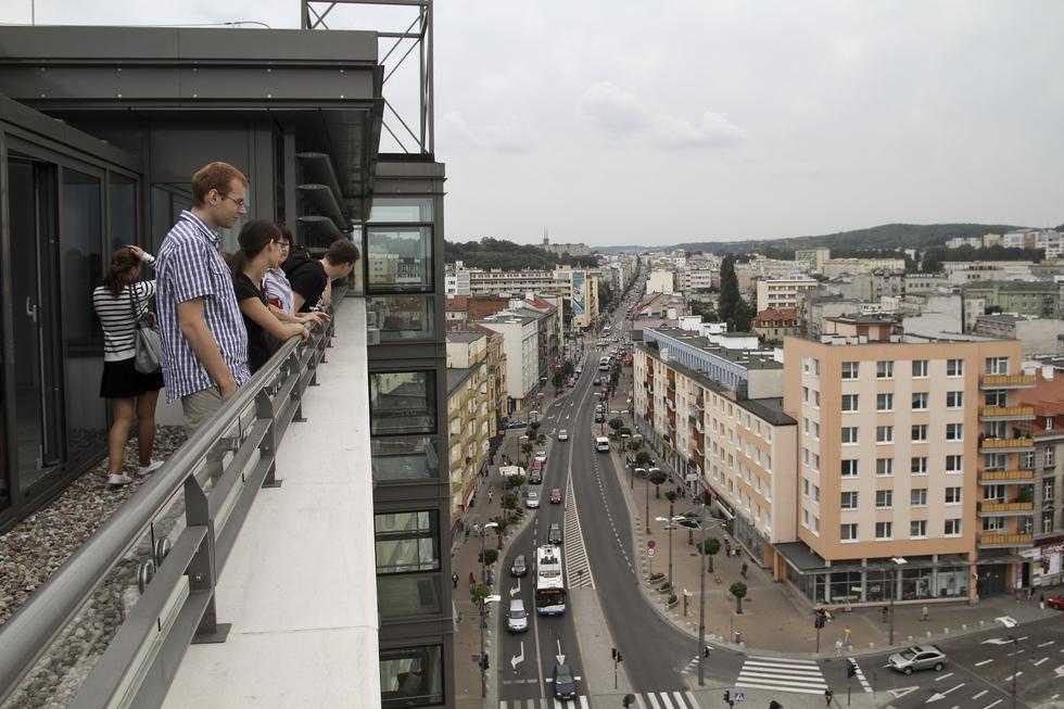 II Weekend Architektury w Gdyni: spacer architektoniczny