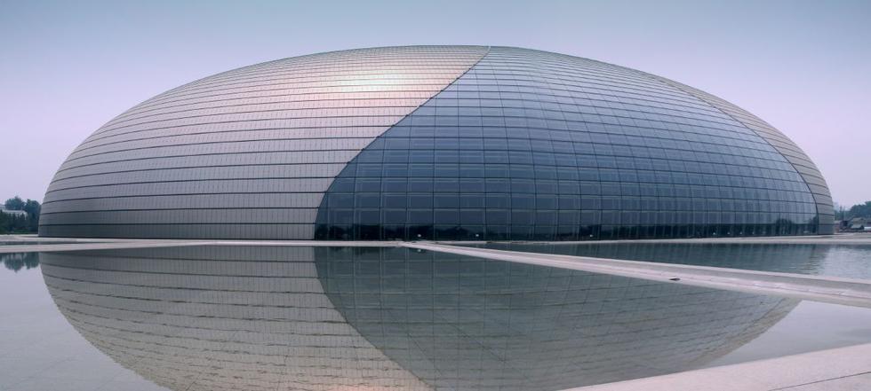 Narodowy Teatr Wielki/ National Grand Theatre Pekin