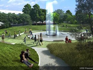 Inwestycje w Poznaniu: nowy park w starym korycie Warty