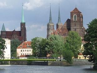 Zamki i ich cienie. Warsztaty architektoniczne na Ostrowie Tumskim we Wrocławiu
