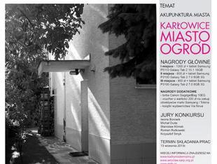 Miasto-ogród. Architektoniczny konkurs fotograficzny