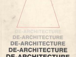 Czy architekturę trzeba łączyć ze sztuką? Roman Rutkowski o książce De-architecture