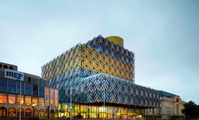 Współczesna architektura brytyjska: biblioteka w Birmingham