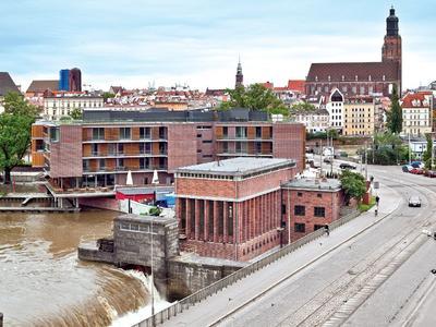 Apartamentowiec Marina II we Wrocławiu