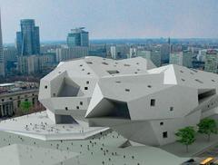Jak mogło wyglądać Muzeum Sztuki Nowoczesnej w Warszawie? Wyniki konkursu architektonicznego z 2007 roku