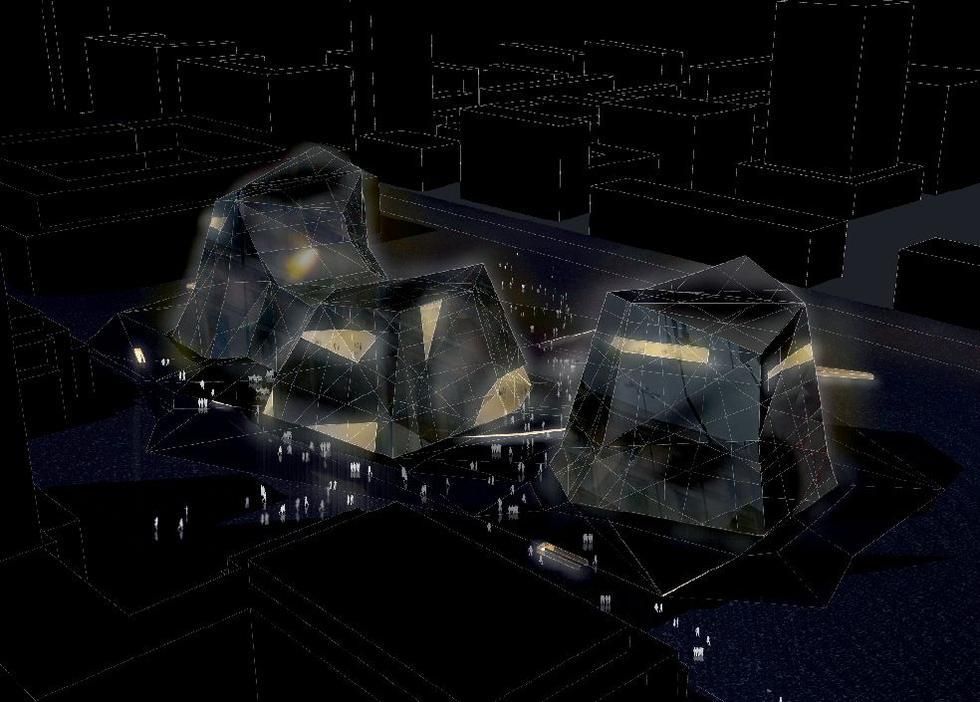 Wyróżnienie. Autorzy: Dömges Architekten AG, Niemcy