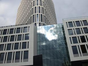 Plac Unii. Kompleks zaprojektowany przez APA Kuryłowicz & Associates. ZDJĘCIA
