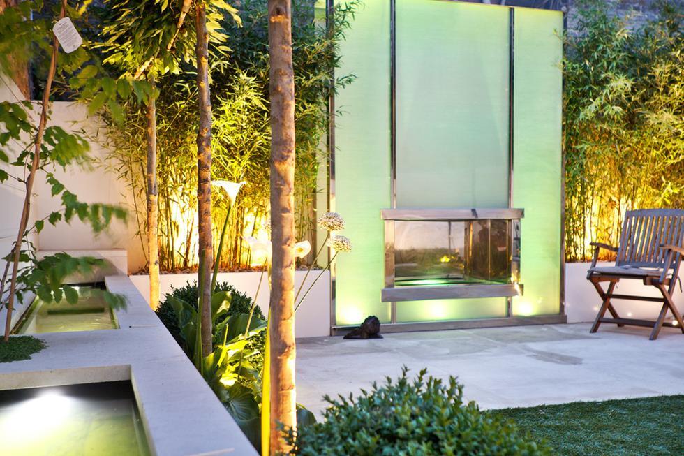 Ogród prywatny, Kensington; proj. Kate Gould. Fot. SAK 2013