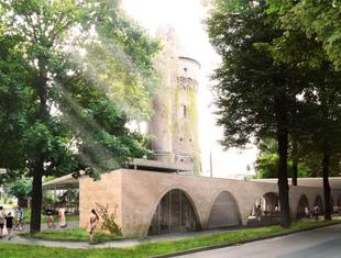 """Konkurs architektoniczny """"ReVita Wielkopolsko"""". Rewitalizacja wieży ciśnień we Wronkach"""
